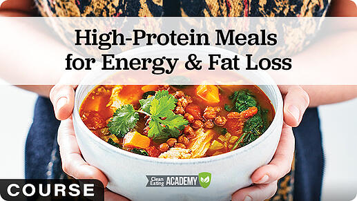 High-Protein Meals for Energy Course