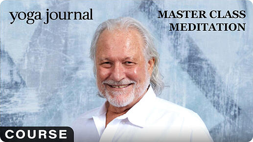 Master Class Meditation Course