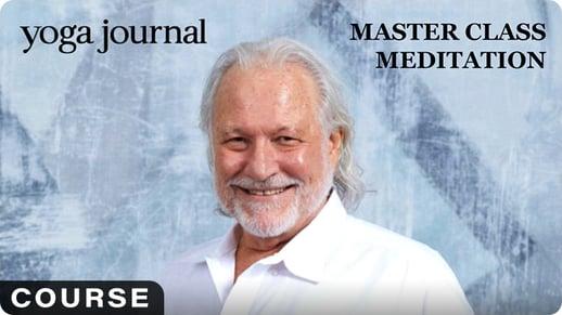 Master Class Meditation Course